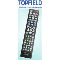 Vervangende afstandsbediening voor de Topfield SRP-2401-CI-ECO