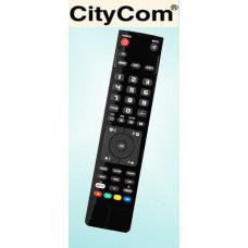 Vervangende afstandsbediening voor de Citycom CCR 200