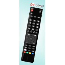 Vervangende afstandsbediening voor de Daewoo 14 A5