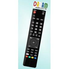 Vervangende afstandsbediening voor de Dreambox dm500