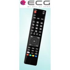 Vervangende afstandsbediening voor de Ecg 14 TM00