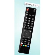 Vervangende afstandsbediening voor de Echosat 2110 CI