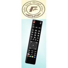 Vervangende afstandsbediening voor de Fidelity CTV 140
