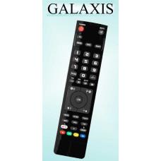 Vervangende afstandsbediening voor de Galaxis 2050