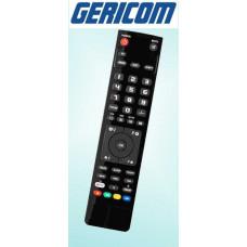 Vervangende afstandsbediening voor de Gericom 300 TE01