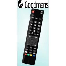 Vervangende afstandsbediening voor de Goodmans 1404