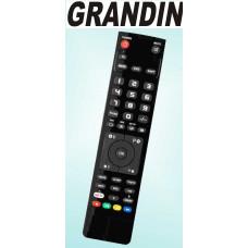 Vervangende afstandsbediening voor de Grandin 15LCDB04