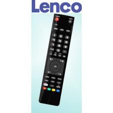 Vervangende afstandsbediening voor de Lenco DVL-2455