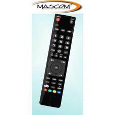 Vervangende afstandsbediening voor de Mascom MC1701S LCD