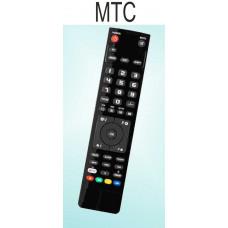 Vervangende afstandsbediening voor de Mtc 6300