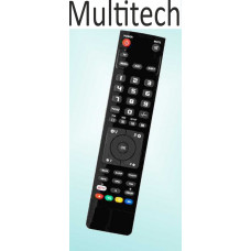 Vervangende afstandsbediening voor de Multitech KT 8250
