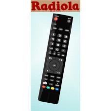Vervangende afstandsbediening voor de Radiola 3 SB 02