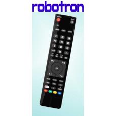 Vervangende afstandsbediening voor de Robotron RC 6052