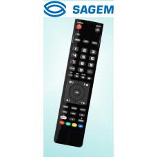 Vervangende afstandsbediening voor de Sagem 36 M 044