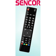 Vervangende afstandsbediening voor de Sencor SLE 2457M4