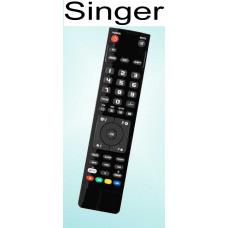Vervangende afstandsbediening voor de Singer 4021 PS
