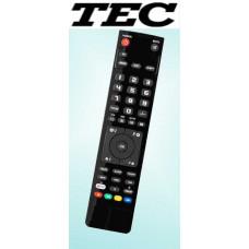 Vervangende afstandsbediening voor de Tec 3620VR