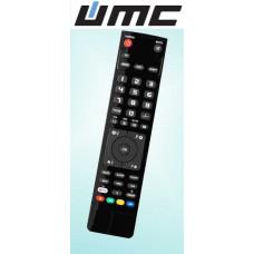 Vervangende afstandsbediening voor de Umc D42/4