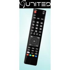 Vervangende afstandsbediening voor de United LTV 20L43