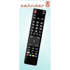 Vervangende afstandsbediening voor de Zehnder BX 201